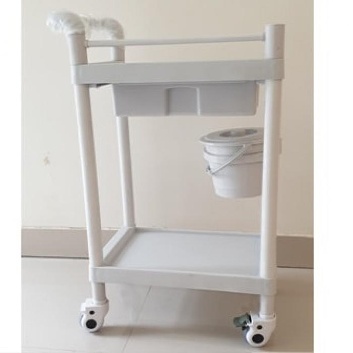 Xe y tế - đẩy thuốc - dụng cụ XDC-005